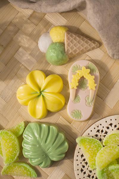 Мыло Вьетнамка. Пластиковая форма