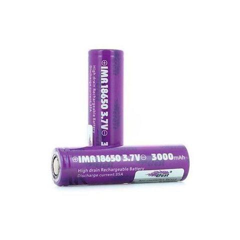 Аккумулятор Efest IMR 18650 3000mAh