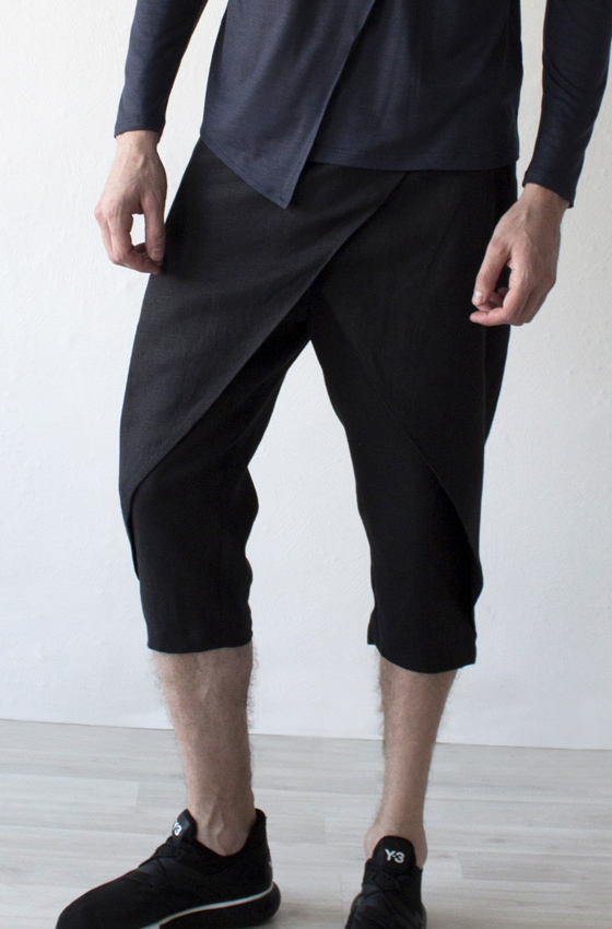 дизайнерские брюки «ЛЕТРИС»