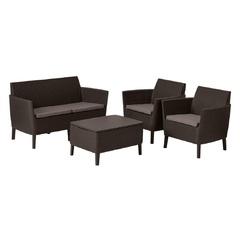 Комплект уличной мебели Allibert Salemo Set