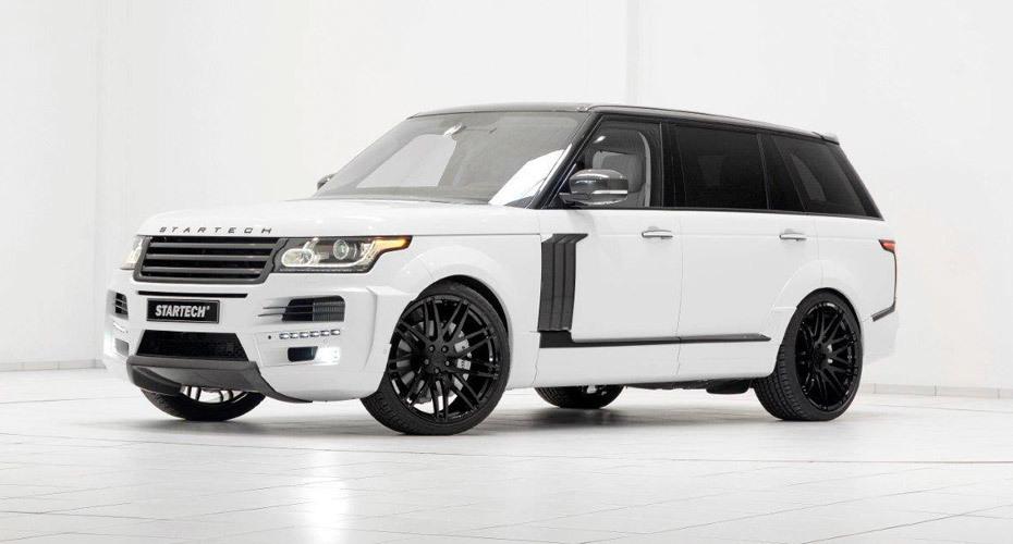Обвес Startech Widebody для Range Rover Vogue 4