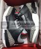 Air Jordan 3 Retro 'Black Cement' (Фото в живую)