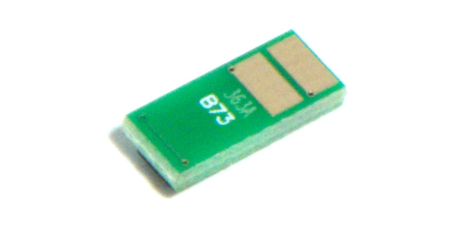 Чип (CHIP) MAK© 508A CF361A голубой (cyan), до 5000 стр. Скидка 5% при покупке полного комплекта из 4 цветов Производство APEX.
