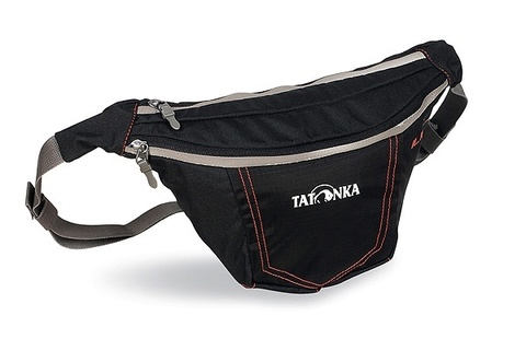 Картинка сумка для бега Tatonka Ilium S black - 1
