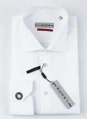 Рубашка Ledub slim fit 0690167-910-000-000-SF-WhiteB