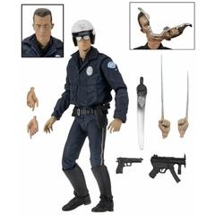 Терминатор 2 фигурка T-1000 Полицейский Ultimate