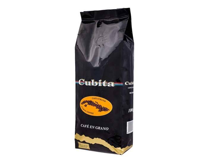 купить кофе в зернах Cubita Cafe en Grano, 250 г