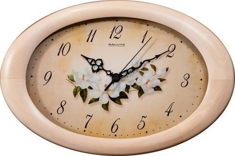 Настенные часы Салют ДС-ОБ7-472