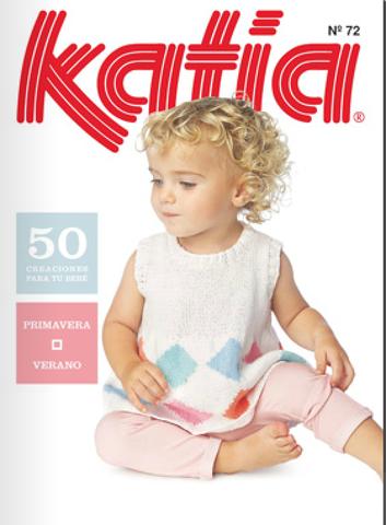 Журнал Baby 72 Katia