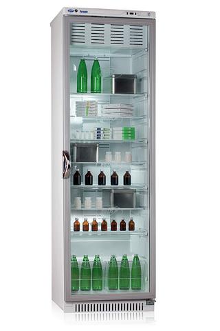 Холодильник фармацевтический ХФ-400-3 «POZIS» дверь стекло - фото