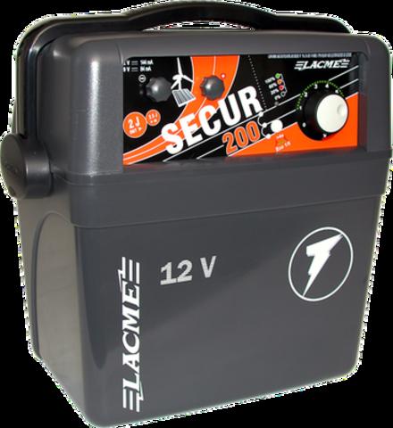 Электропастух для лошадей и коров Лакме Lacme Secur 200, фото