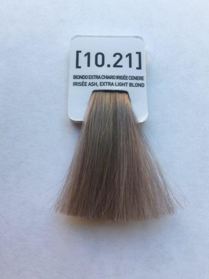 INCOLOR Перламутрово-пепельный супер светлый блондин [10.21] 100 мл