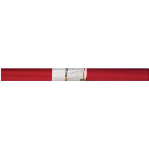 Бумага гофрированная Werola бордовая 50x250 см