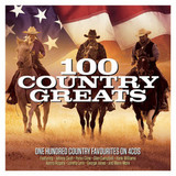 Сборник / 100 Country Greats (4CD)