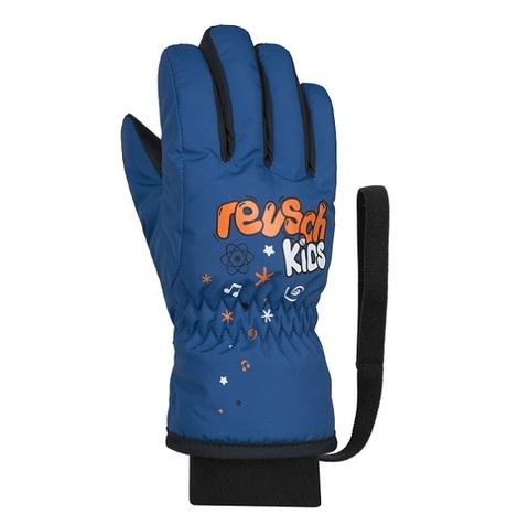 Перчатки Reusch Kids Blue