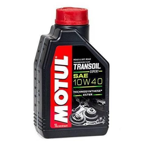 Трансмиссионное масло для КПП Motul Transoil Expert 10W-40 1L