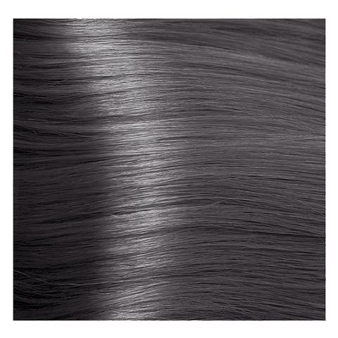 Крем краска для волос с гиалуроновой кислотой Kapous, 100 мл - HY 8.18  Светлый блондин лакричный