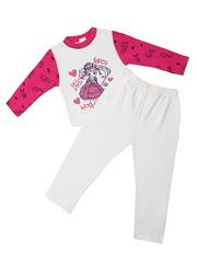 28-1 Комплект детский, розовый