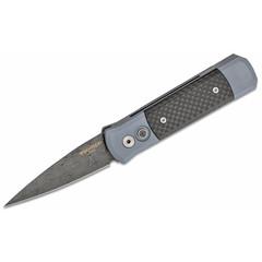 Автоматический нож Pro-Tech 700CF-DAM Godson, Дамаск