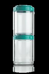 Контейнеры Blender Bottle GoStak 150мл (2 контейнера) Teal