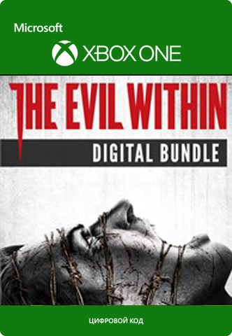 Xbox Store Россия: The Evil Within Digital Bundle (Xbox One/Series S/X, цифровой ключ, русские субтитры)