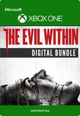 Xbox Store Россия: The Evil Within Digital Bundle (Xbox One/Series S/X, цифровой ключ, русские субтитры)