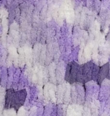 Пряжа Alize Puffy Color цвет 5885