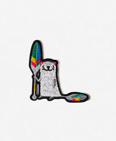 Патч-заплатка Otter + Paddle