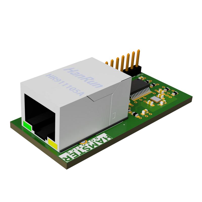 Hduino Ethernet Module