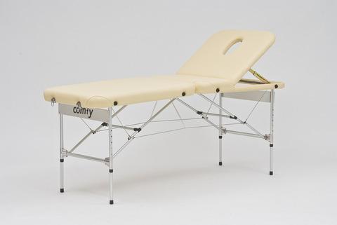 Массажный стол складной алюминиевый JFAL 03 М/К - фото