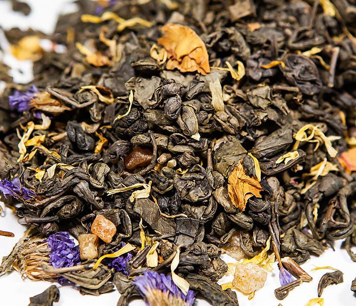 TEA-AR102 Фруктовый чай «Манговый Рай» (50 гр)