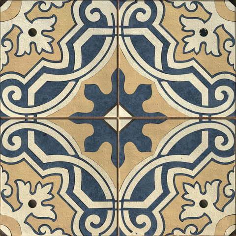 Керамогранит CERSANIT Sevilla 420x420 многоцветный SE4R453