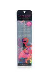 Needle Coloring Brush | Кисть с металлической спицей-хвостиком в упаковке