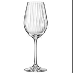Набор бокалов для вина «Waterfall» 6 шт. 350 мл, фото 3