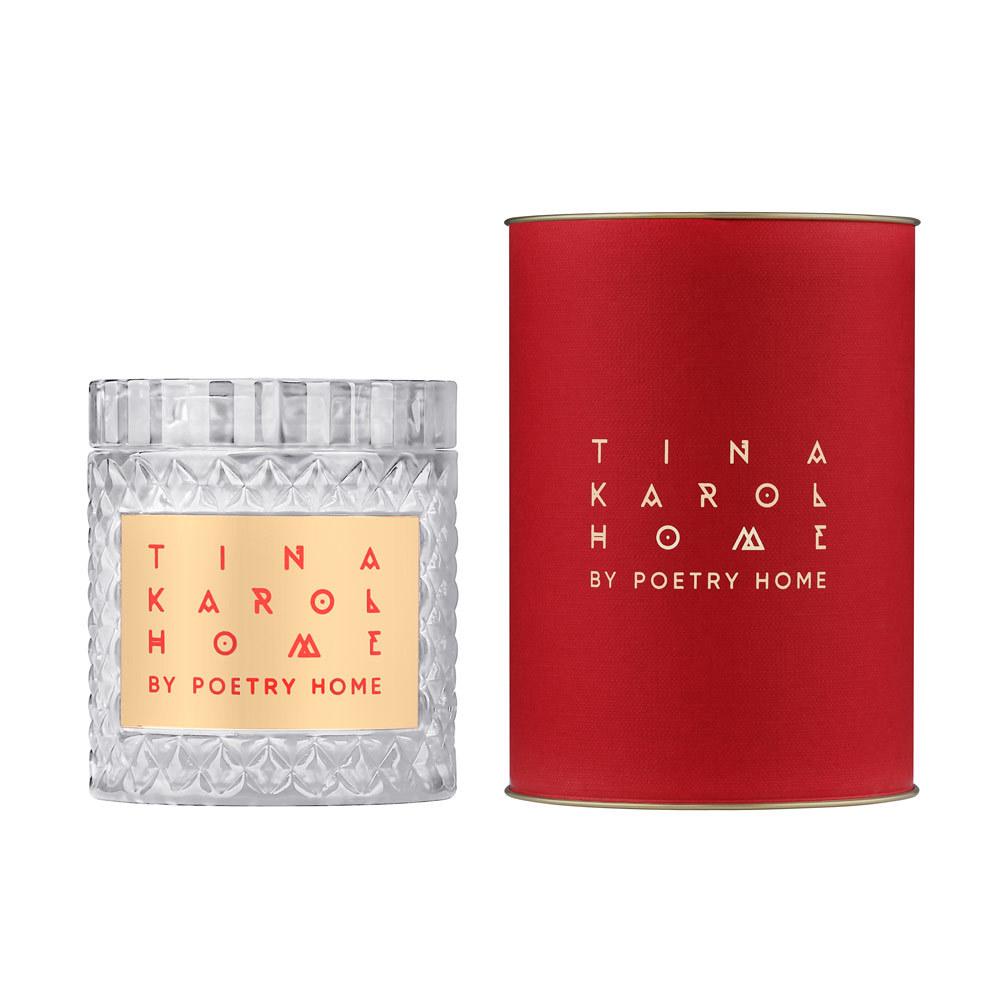 Парфумована свічка TINA KAROL HOME WHITE (220г)