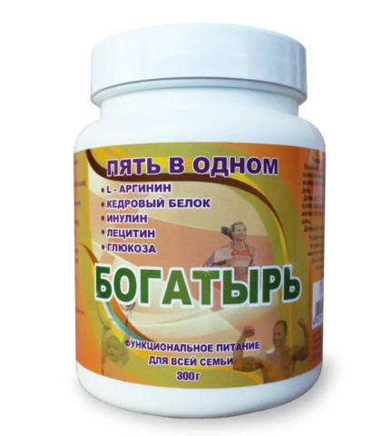 Функциональное питание Богатырь, 300 гр