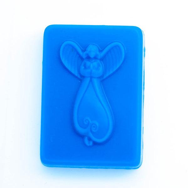 Пластиковая форма для мыла Ангел