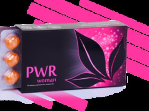 APL. Аккумулированное драже APLGO PWR woman для женского здоровья и красоты 1 блистер