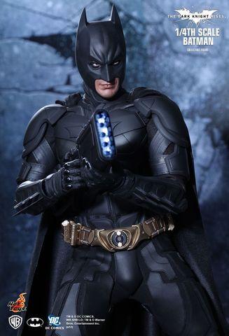 The Dark Knight Rises 1/4 Scale Batman