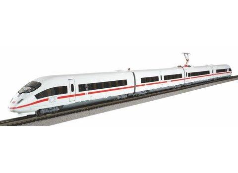 Стартовый набор «Пассажирский состав ICE 3» DB AG V, рельсы на подложке