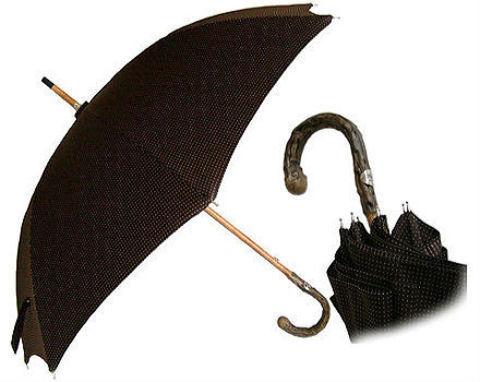 Зонт-трость Pasotti Punto Handle Broom