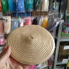 Основа для шляпки круглая,   (выбрать размер)