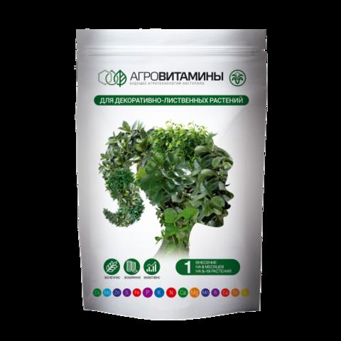 Удобрение Агровитамины AVA (АВА) для декоративно-лиственных растений