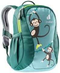 Рюкзак детский Deuter Pico dustblue-alpinegreen (2021)