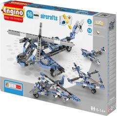 Engino Авиация - 16 моделей