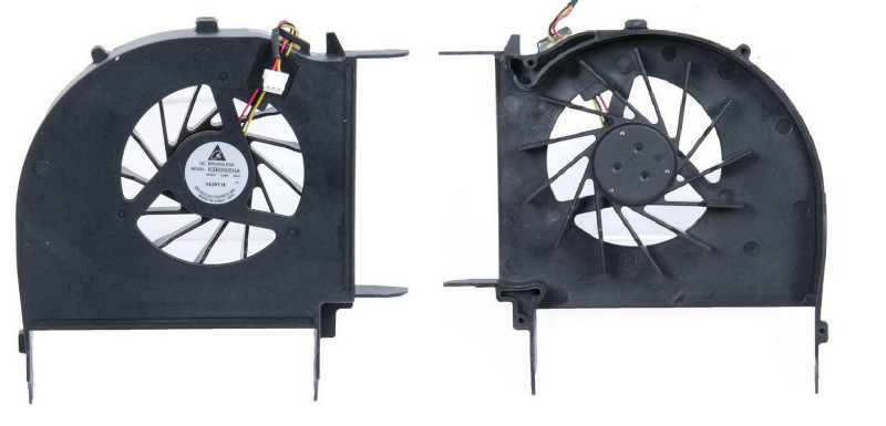 Вентилятор (кулер) для HP Pavilion dv7-2000, dv7-2100, dv7-3000, dv7-3100