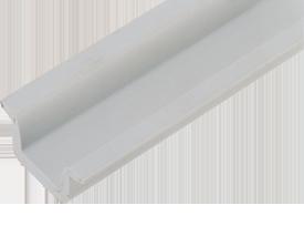 TS 35x15 PVC дин-рейка