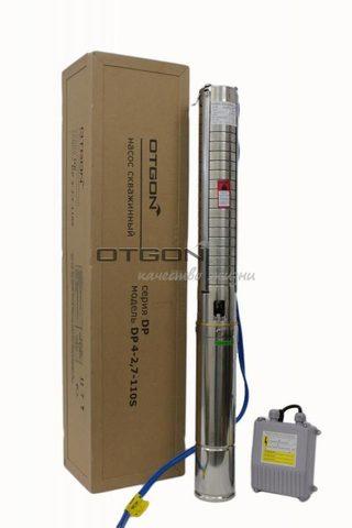 Скважинный насос Otgon DP 4-2,7-110 S