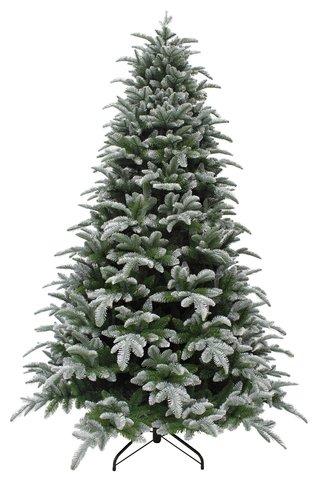 Triumph tree ель Нормандия пушистая заснеженная