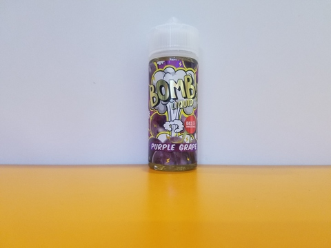 Purple Grape by BOMB 120ml
